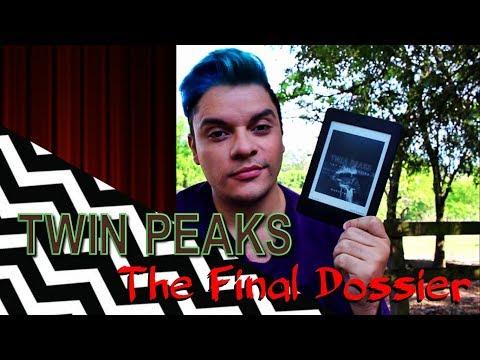 Twin Peaks The Final Dossier | * SEM SPOILER DO LIVRO* | #115 Li e adorei