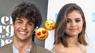 Male Celebrities Crushing On Selena Gomez