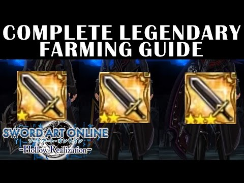 Complete Legendary Weapon Farming Guide | BK Brent's Game Guides