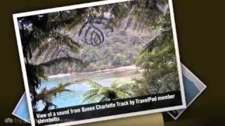 preview picture of video 'Queen Charlotte Track - Picton, South Island, New Zealand'