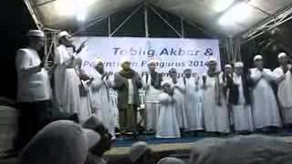PELANTIKAN PENGURUS BARU DPC FPI BOJONGGEDE BOGOR 11 OKT 2014