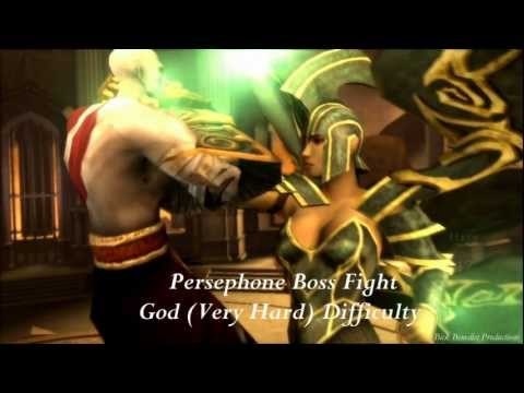 god of war psp  ita