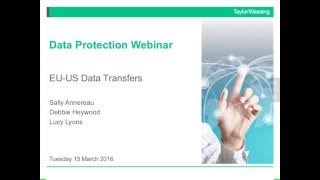 The EU-US Privacy Shield and the future for US data transfers
