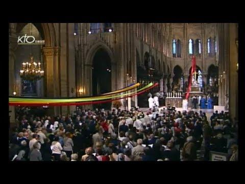 Ouverture diocésaine de l'année de la Foi - anniversaire du concile Vatican II