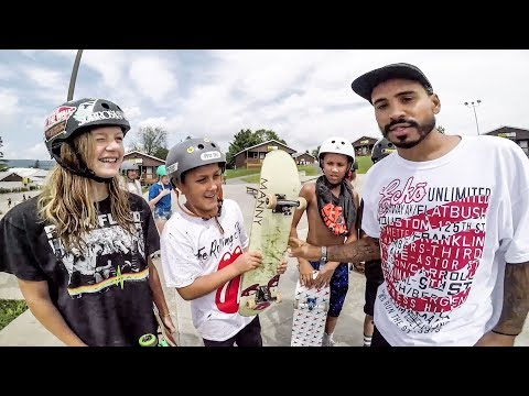 Manny's World: Woodward Camp Episode 1