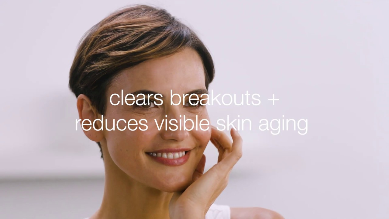 age bright clearing serum video
