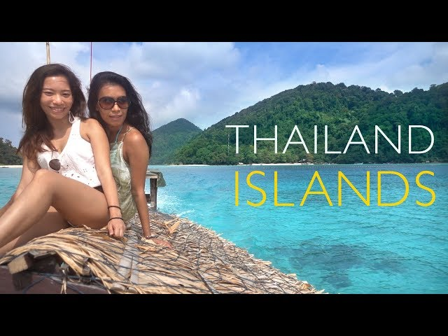 THAILAND ISLANDS VACATION - Snorkeling Paradise