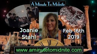 Joanie Stahl - Dangerous Noahide Laws, Antichrist and Baal Sacrifices