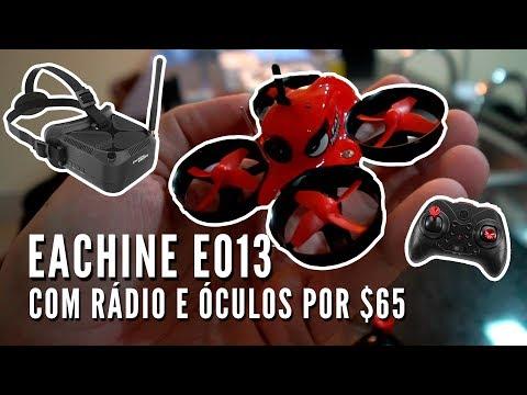 REVIEW EACHINE E013 - BANGGOOD