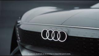 Empieza el siguiente capítulo de la historia del progreso   #AudiSkysphereConcept Trailer