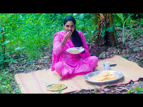 Eggs, Red Lentil with Lucchi Cooking Recipes by Village Food Life