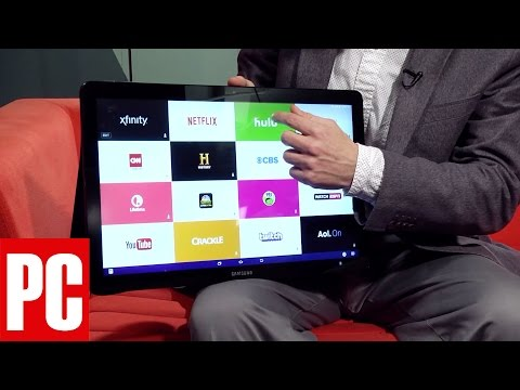 Hands On With The Samsung Galaxy View