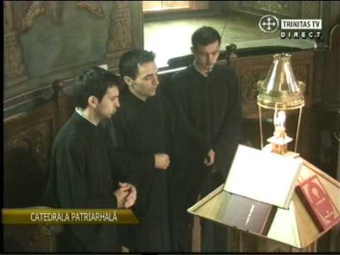 Muzică psaltică – Constantin Hurjui