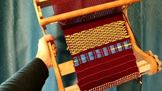 How To Weave More Stunning Patterns With A Rigid Heddle Loom!
