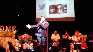 Smile - Joe McElderry - Christmas show, South Shields