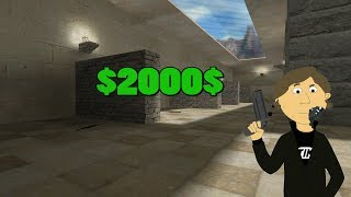COUNTER STRIKE: SOURCE - №3. $2000$