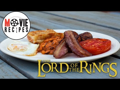 Lord of The Rings - Movie Recipes