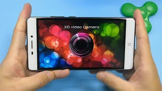 V5 K3DX V5G Smartphone Unboxing(3D Video Camera)