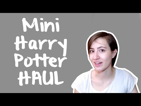 Mini Harry Potter HAUL