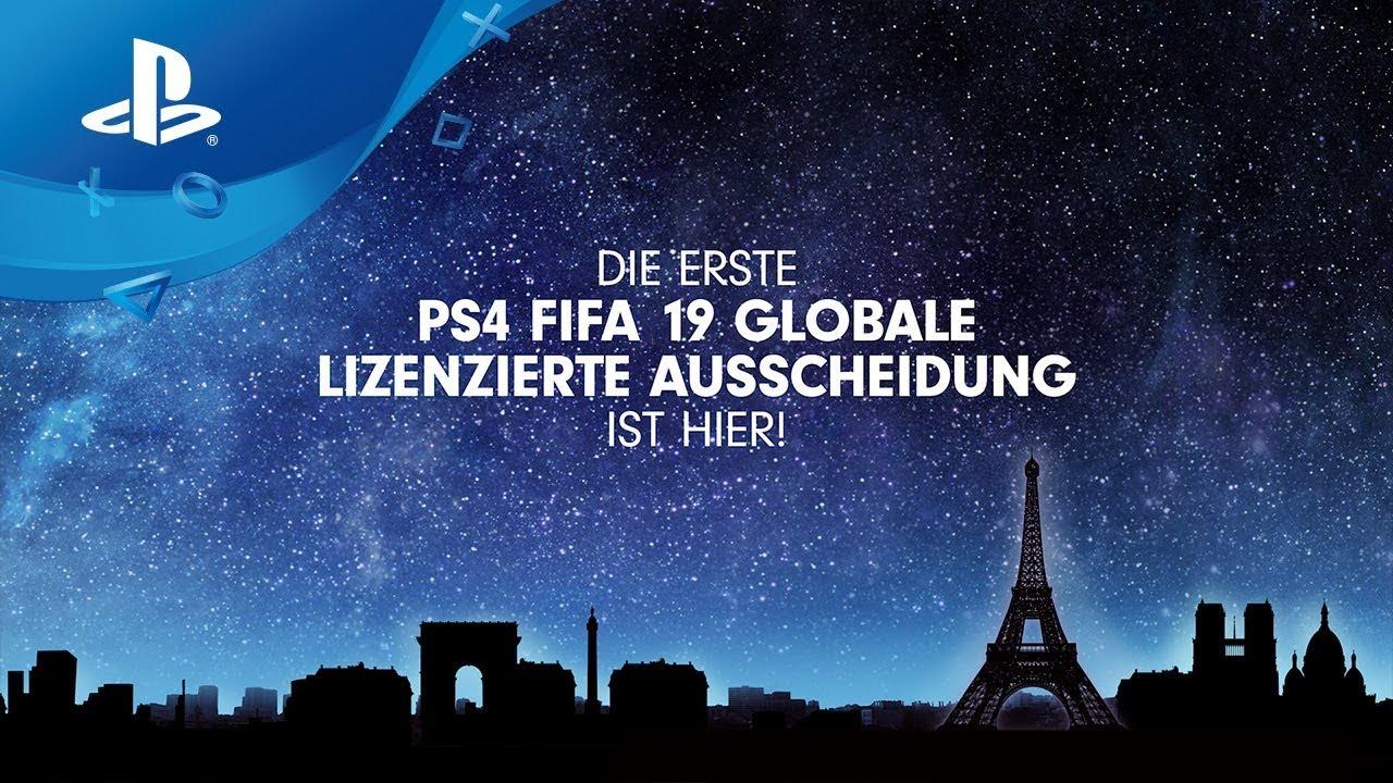 Im Rahmen der EA SPORTS FIFA 19 Global Series präsentiert PlayStation den Continental Cup bei der Paris Games Week