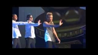 "Cody Simpson ""Shake Your Tailfeather"" Music Video"