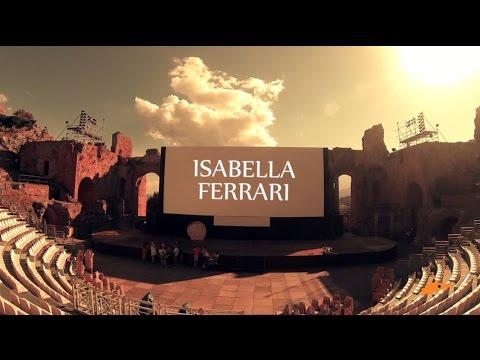 Taormina Film Fest 2014 - Isabella Ferrari