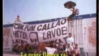 CALLAO PUERTO QUERIDO-Adolescente ERICK SALVATIERRA ENSAYO EN VIVO