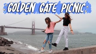 Golden Gate Birthday Picnic | Happy 10th Birthday Hayley!  (WK 400.5) | Bratayley