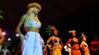 Pia Mia sings Hagu @Guam Live 2016