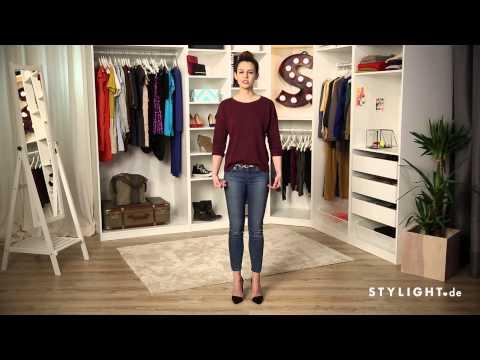 Sweatertucking » Oder einfach Pulli in Hose stecken | STYLIGHT How To Wear
