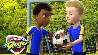 Space Ranger Roger   episodes 4 to 6 compilation   Cartoons For Children   Cartoons For Kids