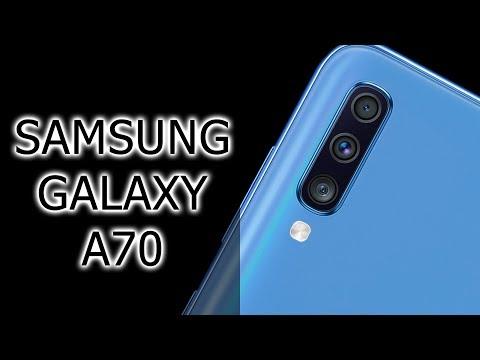 ОБЗОР | Samsung Galaxy A70