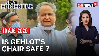 Sachin Pilot Set To Fly Back To Congress? | News Epicentre With Marya Shakil | CNN News18 - Download this Video in MP3, M4A, WEBM, MP4, 3GP