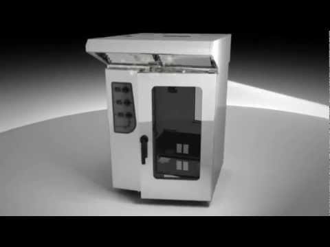 Cappa Forno a condensazione Safir - Condenser Oven hood Safir