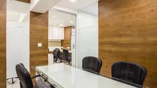 Low Budget Office Interior