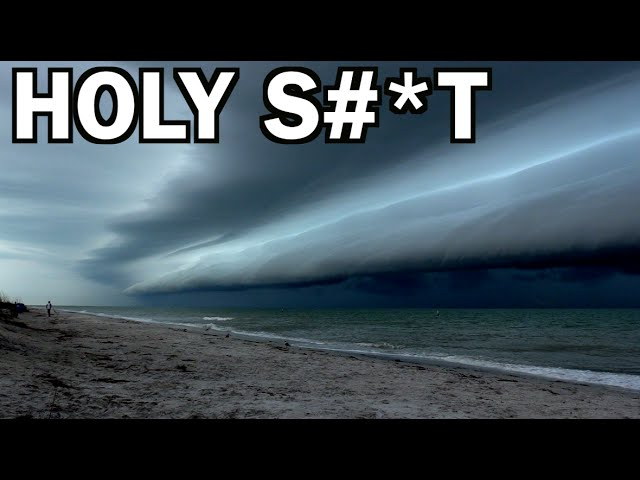 IS THE WORLD ENDING?!?! Crazy Storm & Indoor Surfing. | JOOGSQUAD PPJT