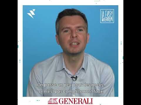 Video Nos métiers : Manager Actuariat