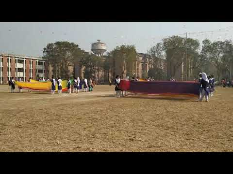AFCCL Hausing Complex a Annual Sports 2019 New Dance