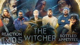 The Witcher - 1x5 Bottled Appetites - Group Reaction