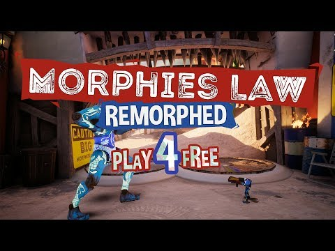 Morphies Law: Fartnight Release Trailer thumbnail
