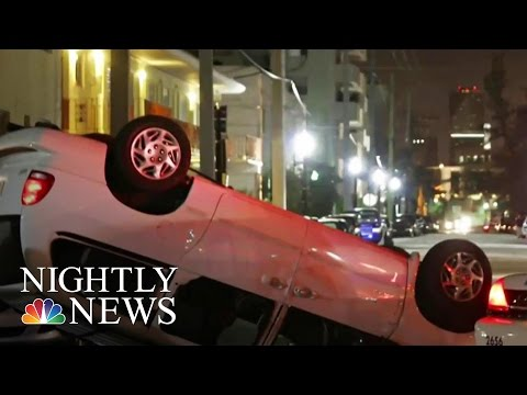 Drugged Driving A Growing And Deadly Problem On America's Roads | NBC Nightly News
