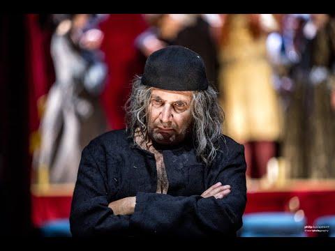 Bande annonce de l'Avare de Molière avec Michel au Boujenah aux Théâtre des Variétés