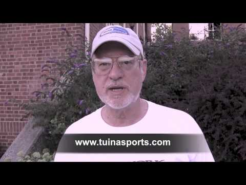 Tuina Sports Massage Instructor - Terry Norman - YouTube