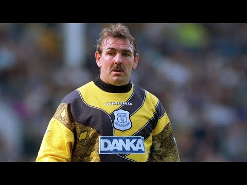 Happy 60th birthday Neville Southall - the Everton legend