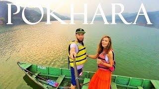 Покхара | Непал | Потрясное озеро Фева в горах| Гималаи | Сколько стоит жить и есть в Непале?| Nepal