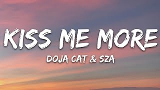 Doja Cat - Kiss Me More (Lyrics) ft. SZA