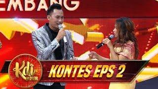 Duo Sumatera! Igo Nyanyi Bareng Upiak Isil [KAMPUANG NAN JAUAH DIMATO] - Kontes KDI Eps 2 (7/8)