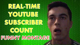 live subscriber count