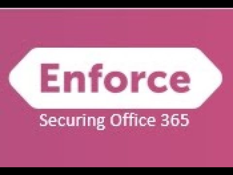 Revolutionize enforcement across Teams, SharePoint and Office 365