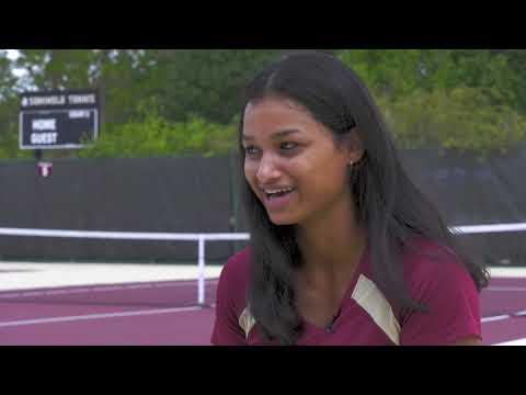 Women's Tennis Feature